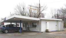 Cookees Drive-In Original Building When We Bought It