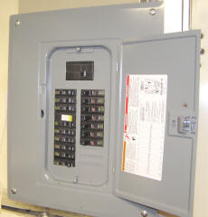 Cookees Drive-In New Fuse Box #2 2008