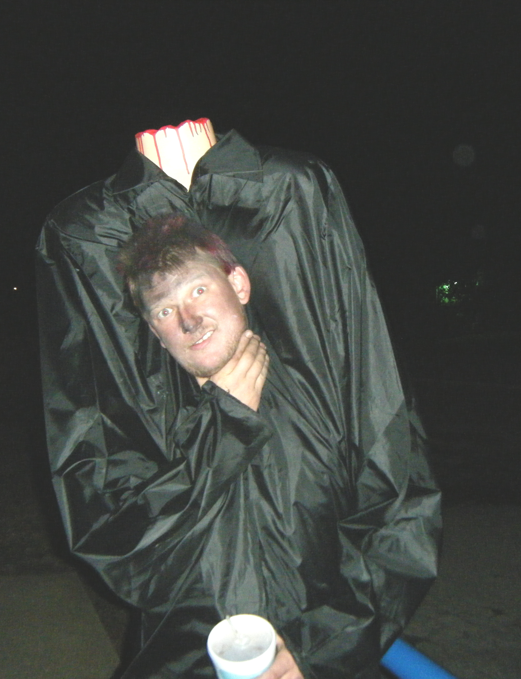 Cookees Drive-In Haunted House 2009
